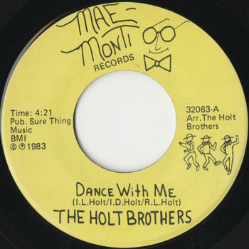 DG_HOLT BROTHERS BAND_DANCE WITH ME_201604