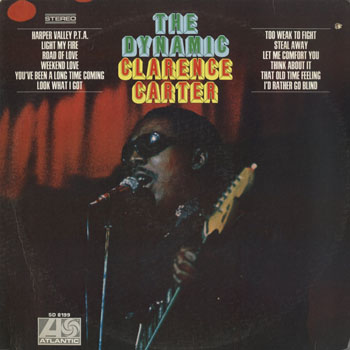 SL_CLARENCE CARTER_THE DYNAMIC CLARENCE CARTER_201605