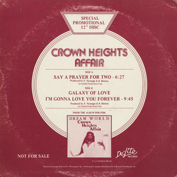 DG_CROWN HEIGHTS AFFAIR_SAY A PRAYER FOR TWO_201605