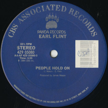 DG_EARL FLINT_PEOPLE HOLD ON_201605