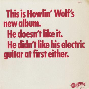 SL_HOWLIN WOLF_THE HOWLIN WOLF ALBUM_201606