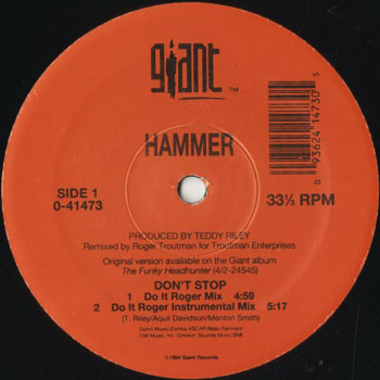 HH_HAMMER_DONT STOP_201607