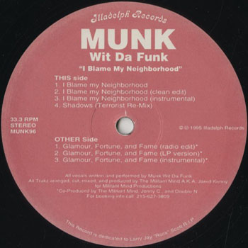 HH_MUNK WIT DA FUNK_GLAMOUR FORTUNE AND FAME_201607