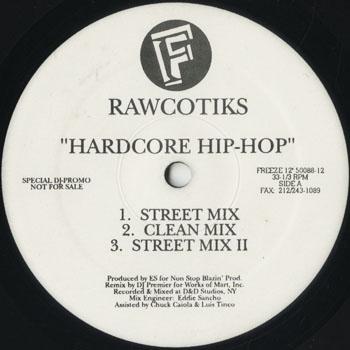 HH_RAWCOTIKS_HARDCORE HIP HOP_201607