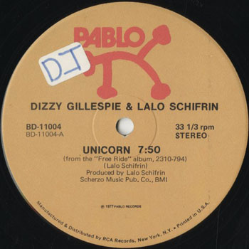 DG_DIZZY GILLESPIE_UNICORN_201607