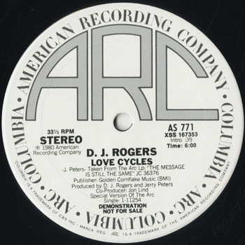 DG_DJ ROGERS_LOVE CYCLES_201607