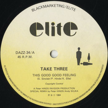 DG_TAKE THREE_THIS GOOD GOOD FEELING_201608