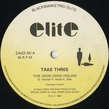 DG_TAKE THREE_THIS GOOD GOOD FEELING_201608