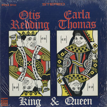 SL_OTIS REDDING and CARLA THOMAS_KING and QUEEN_201610