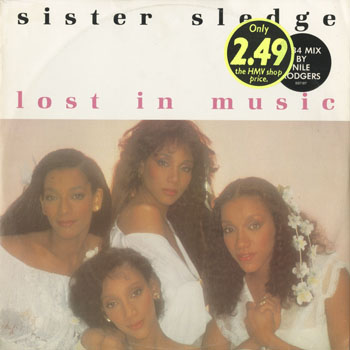 DG_SISTER SLEDGE_LOST IN MUSIC_201610
