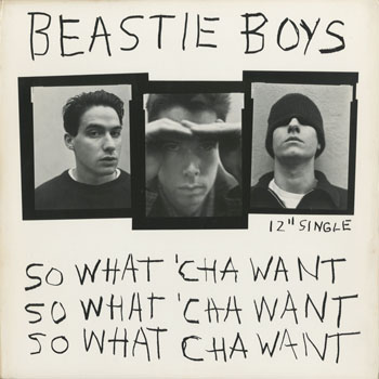 HH_BEASTIE BOYS_SO WHAT CHA WANT_201610