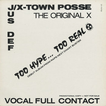 HH_JUS DEF X-TOWN POSSE_VOCAL FULL CONTACT_201610