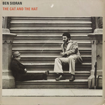 JZ_BEN SIDRAN_THE CAT AND THE HAT_201611