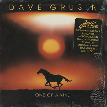 JZ_DAVE GRUSIN_ONE OF A KIND_201611