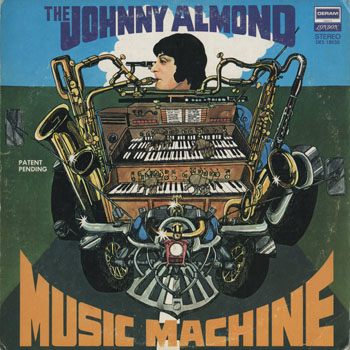 JZ_JOHNNY ALMOND_THE JOHNNY ALMOND MUSIC MACHINE_201611