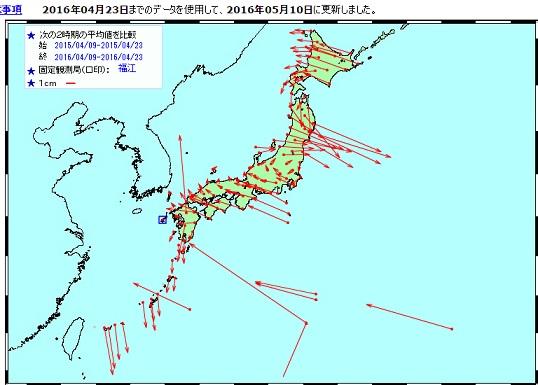 熊本地震予知5