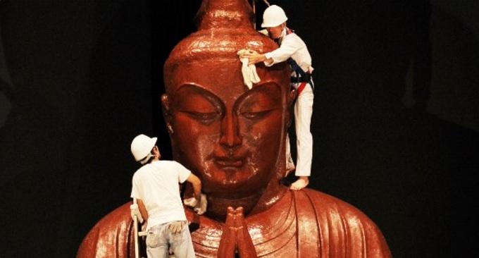 沖縄の仏様