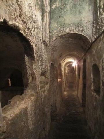 聖パウロの地下墓地2