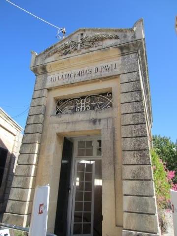 聖パウロの地下墓地1