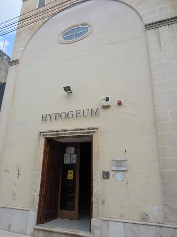 ハル・サフリエニ・ハイポジウム神殿3
