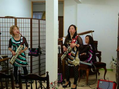 手塚演奏1