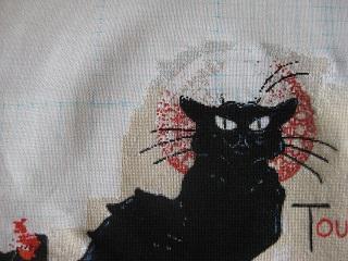 黒猫2016-5月