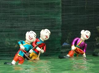 水上人形劇3
