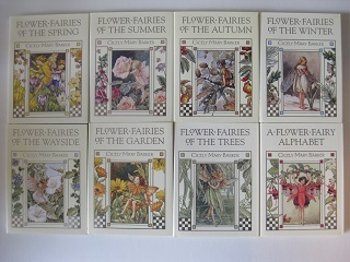 flower fairies 中身