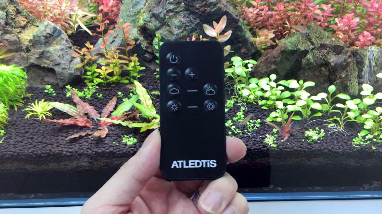PRO-1 remote