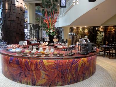 マレーシア094シェラトン朝食
