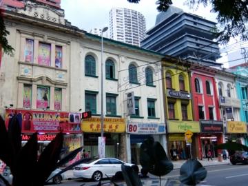 マレーシア134インド人街
