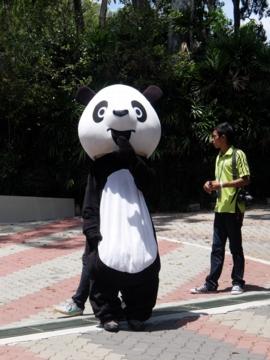 マレーシア144動物園