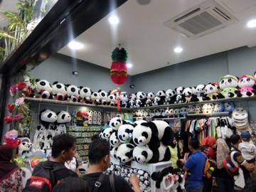 マレーシア150パンダ