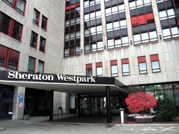ミュンヘン002シェラトンウエストパークホテル