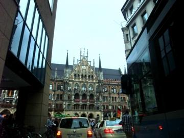 ミュンヘン061マリエン広場