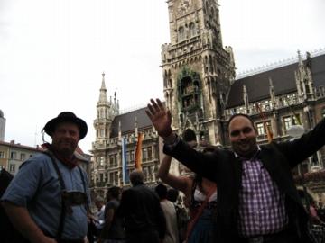 ミュンヘン065マリエン広場