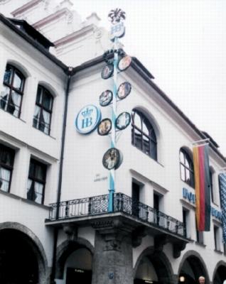 ミュンヘン068ホーフブロイハウス