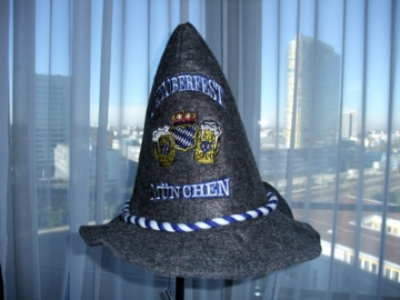 ミュンヘン096帽子