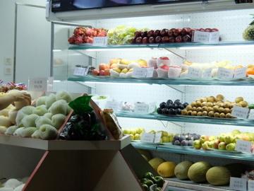 マカオ6037果物屋