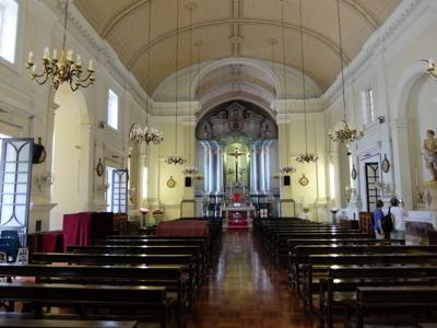 マカオ6048聖アントニオ教会