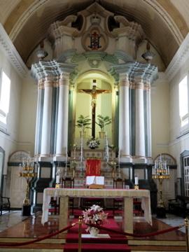 マカオ6049聖アントニオ教会