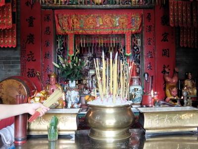 マカオ6058ナーチャ廟