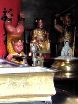 マカオ6059ナーチャ廟