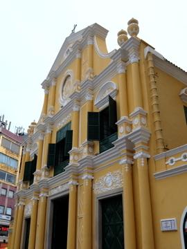 マカオ6071聖ドミニコ教会