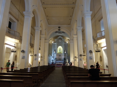 マカオ6072聖ドミニコ教会