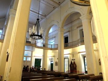 マカオ6076聖ドミニコ教会
