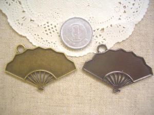 ミール皿:扇AG、B