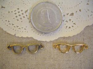 メガネ2色