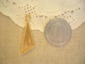ミール皿:変形三角形