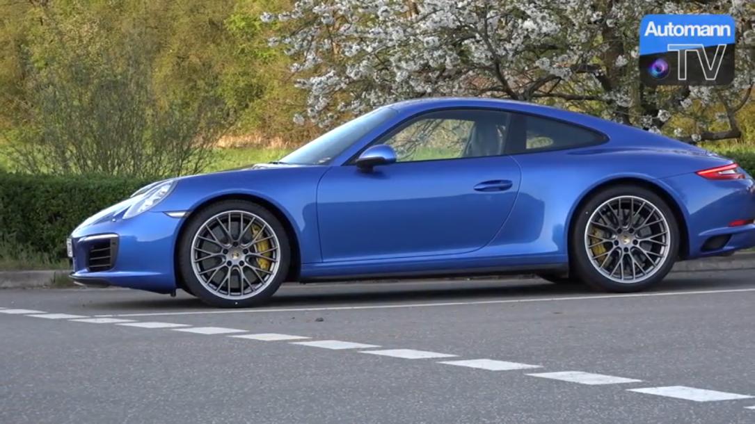 Porscheポルシェ991_2_AutoManTV_C4S_003